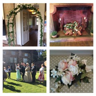 Wedding at Charterhouse